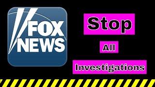 FOX Sends Cease and Desist Orders
