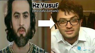 Пророк Юсуф...Кто они настоящие на фильм