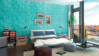 Colour Combination For Simple Hall In India Youtube