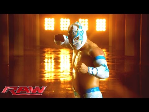 Die Lucha Dragons Hautnah: Raw – 2. November 2015