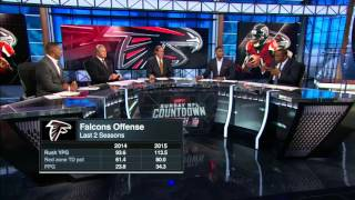 Are the falcons the team to NFC?