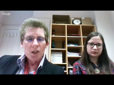 Webinar with University of Reading about Master studies