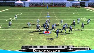 Madden 15 - PA END AROUND DEFENSE, REVISITED, STOP ROLLING QB