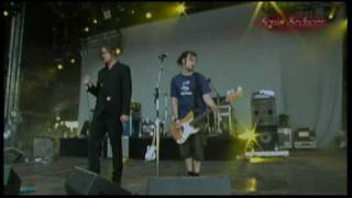Phillip Boa & The Voodooclub - Fine Art and Silver - Mera Luna 2003