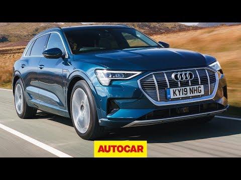 Audi e-tron review | Audi's electric SUV driven | Autocar