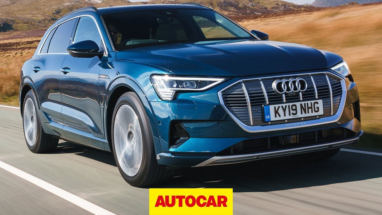Audi e-tron review | Audi's electric SUV driven | Autocar