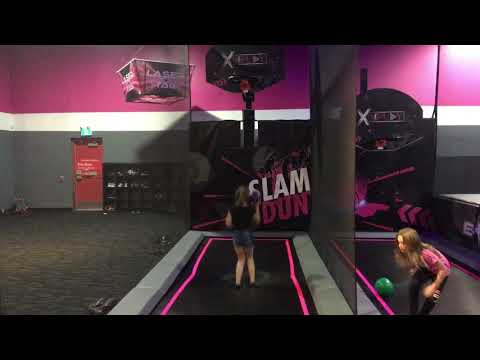 In door trampoline park vlog #1