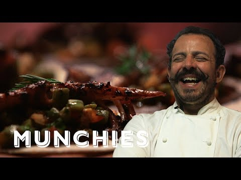 Fish tacos & Norteño Music with Benito Molina: Chef´s Night Out