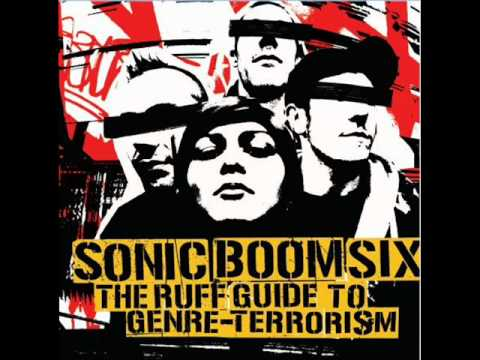 Sonic boom six until the sunlight comes