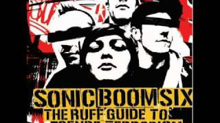 Watch Sonic Boom Six Until The Sunlight Comes video