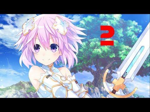 cyberdimension-neptunia:-4-goddesses-online-(1080p/60fps)-episode-2---low-camera-angle-(-͡°-͜ʖ-͡°)