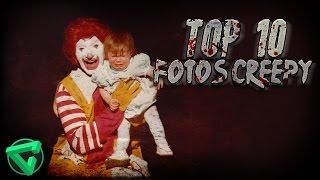 TOP 10 FOTOS CREEPY: MCDONALD