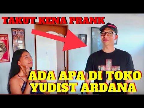 TOP MAGICIAN //Ke toko  Yudist Ardhana di Bali //VLOG 96