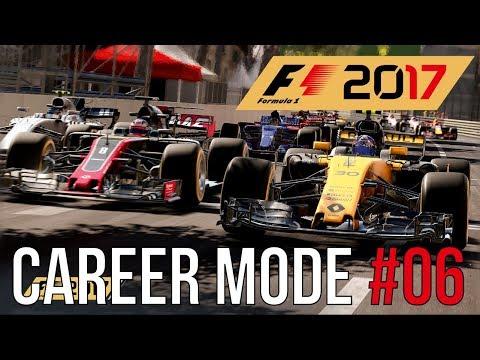 【F1 2017】T300RSでキャリアモード!【生放送】 / Round 6 Monaco