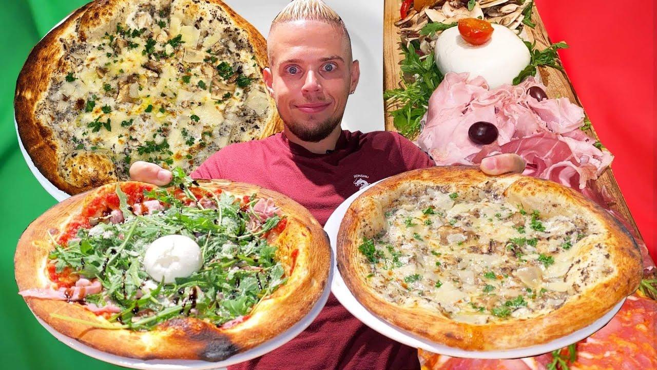 """GROS CARNAGE dans ce RESTO ITALIEN !! (+ Jeu Concours """"Gagner 1 An de PIZZAS"""")"""