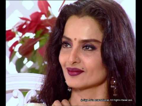 Rendezvous with Simi Garewal Rekha Part 1