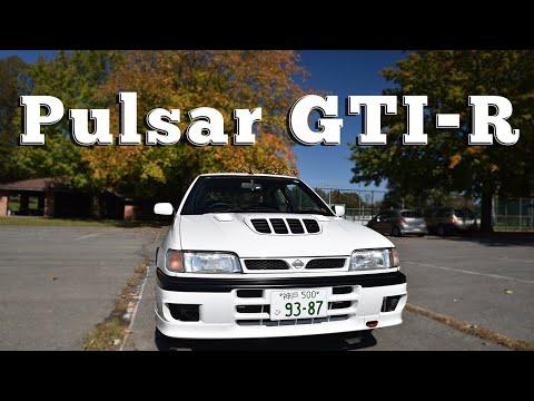 1993 Nissan Pulsar GTI R Turbo