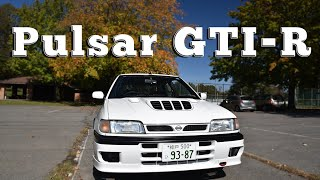 homepage tile video photo for 1993 Nissan Pulsar GTI R Turbo