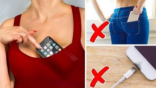 23 PHONE HACKS YOU HAD NO IDEA ABOUT