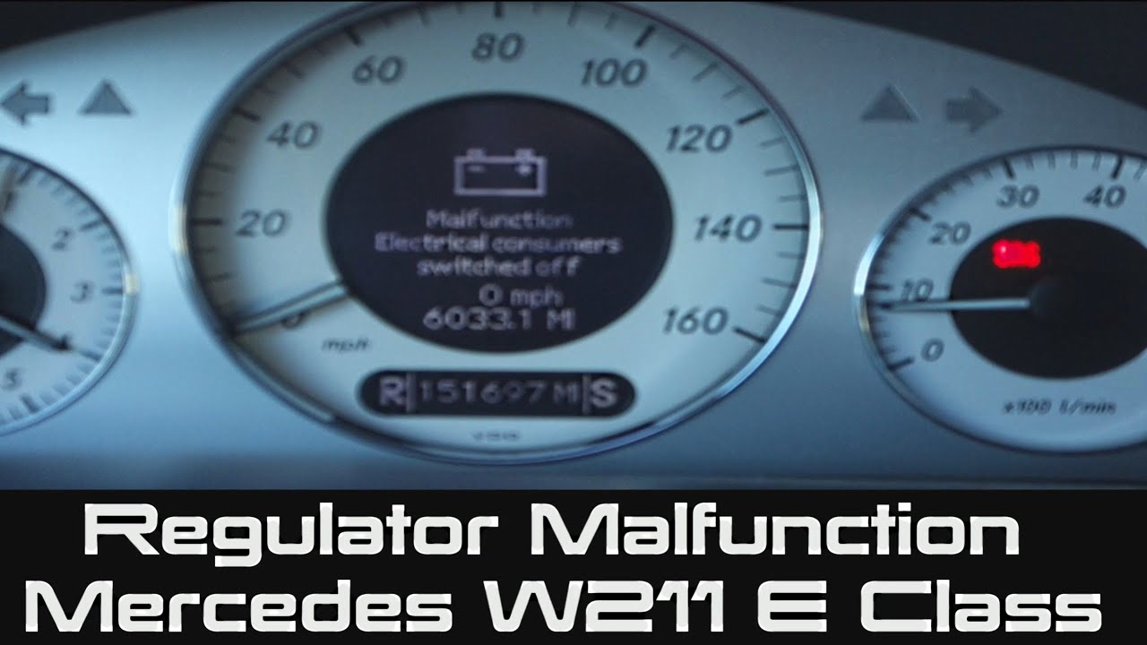 solved how to fix mercedes regulator malfunction electrical wiring diagram besides mercedes e320 belt diagram as well mercedes [ 1280 x 720 Pixel ]