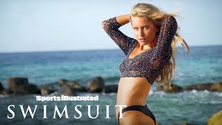 Sailor Brinkley Cook Takes You Away To Her Aruba Paradise | Intimates | Sports Illustrated Swimsuit