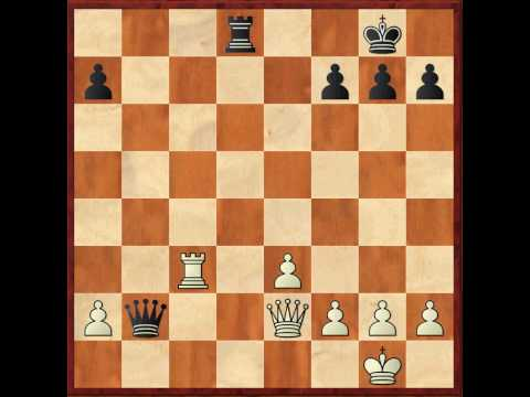 José Raúl Capablanca's Deflection (Greatest Chess Games)