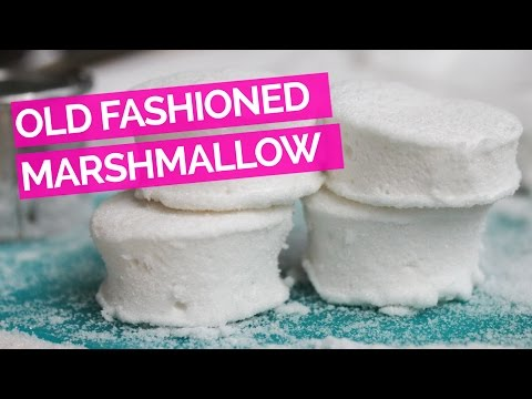 Homemade Marshmallow Recipe (Corn Syrup Free)