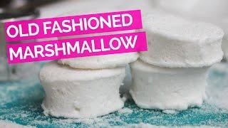 Old Fashioned Marshmallow Recipe
