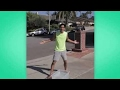 Zach King does the Ice Bucket Challenge