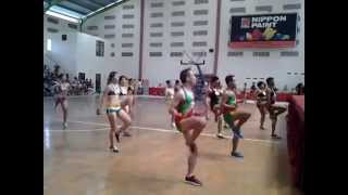 Jember Aerobic Competition 2014 - Aerobic by LODY LONTOH