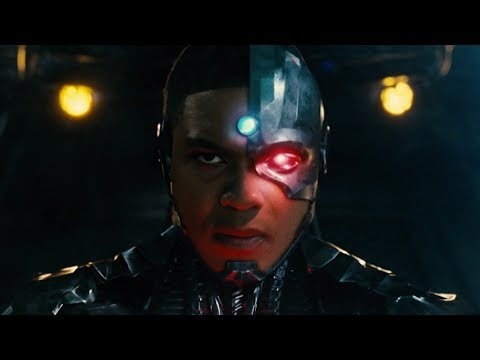 Download Youtube: Justice League - Casting Cyborg