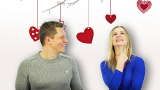 Valentine's Day Couples Challenge - Men