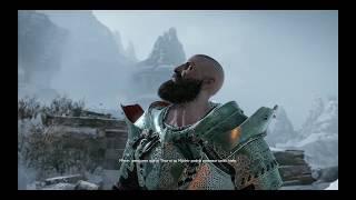 God of War. El Cincel mágico pelea