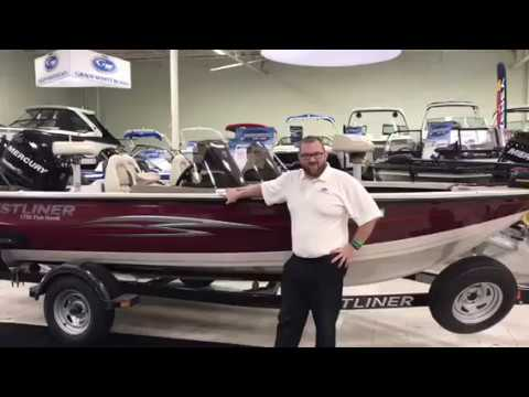 2013 Crestliner 1750 Fish Hawk Available For Sale At Grand Pointe Marina