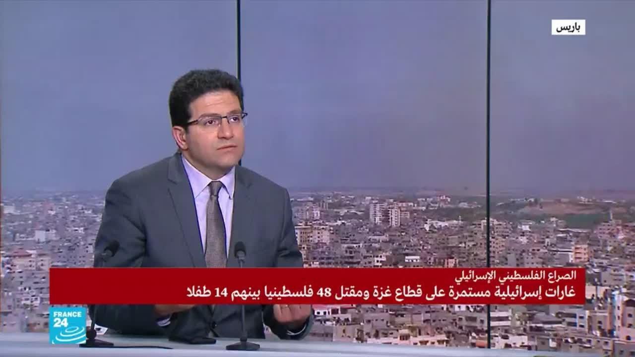 القضية الفلسطينية تعود إلى الواجهة من جديد  - نشر قبل 2 ساعة
