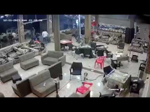 Inéditas imágenes de Terremoto en Irak e Irán