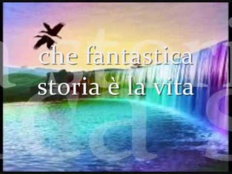 Canzoni d'Amore  che tastica storia è la vita.