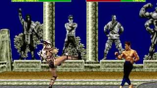 Mortal Kombat 2 Unlimited [Hack]