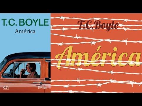 Hörbuch: América Roman von T. C. Boyle / Deutsc Komplett