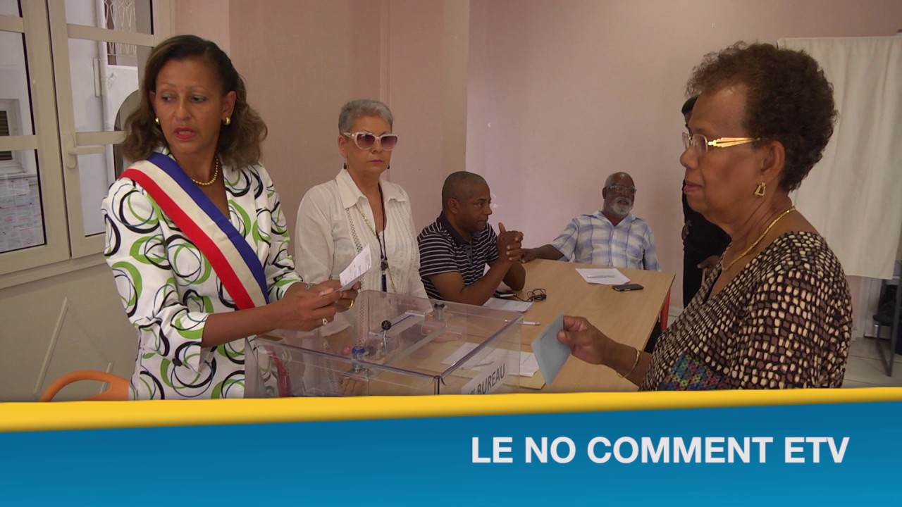 No Comment ETV : Election Régionale 2016