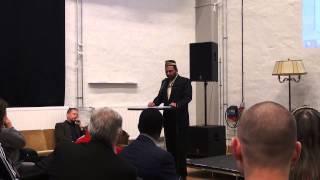 Peace Symposium Malmö Sweden [SWEDISH] - MTA International Sweden Studios