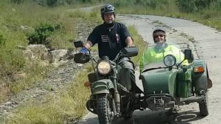 Ural Sidecar Convention 2017 - South Africa