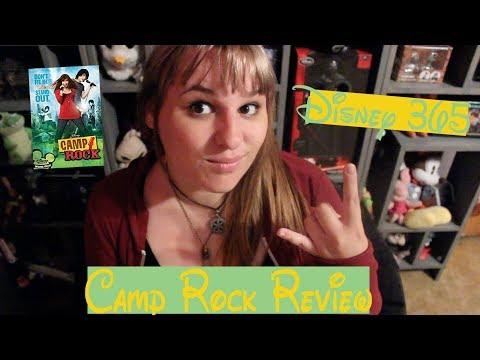 Camp Rock Album Vide panini Disney