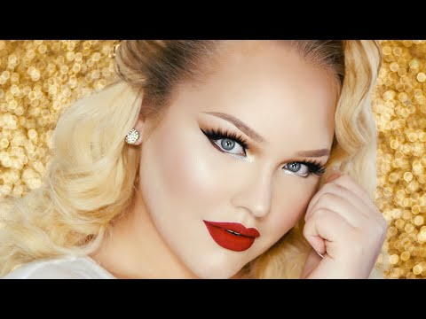 vintage glam prom makeup tutorial � rupaul inspired youtube
