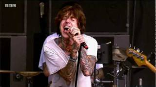 Bring Me The Horizon perform