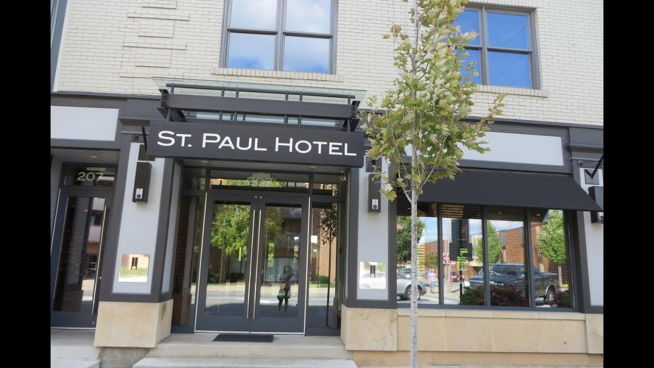 St Paul Hotel Wooster Hotels Ohio