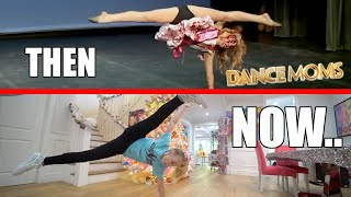 RE-CREATING MY DANCE MOMS DANCES!!!