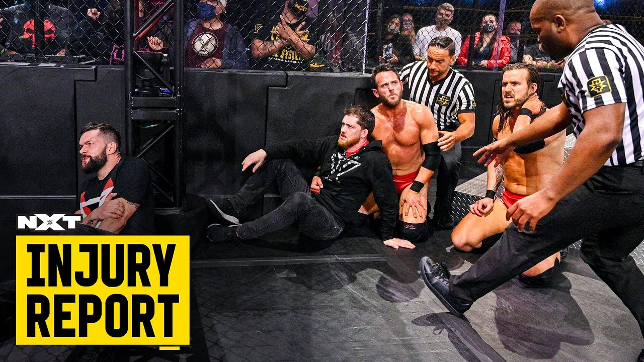 Latest NXT Injury Report Video