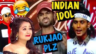 Indian Idol Funny Auditions #2 ft. Anu Malik | Triggered Insaan