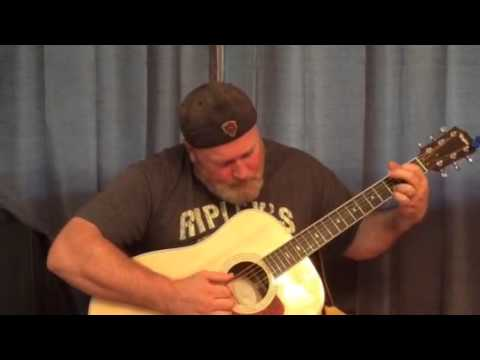 Gray and Blue- Original song by Jeff McClellan